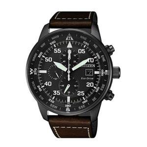 Citizen Eco-Drive Mens Watch Chronograph 44mm Case